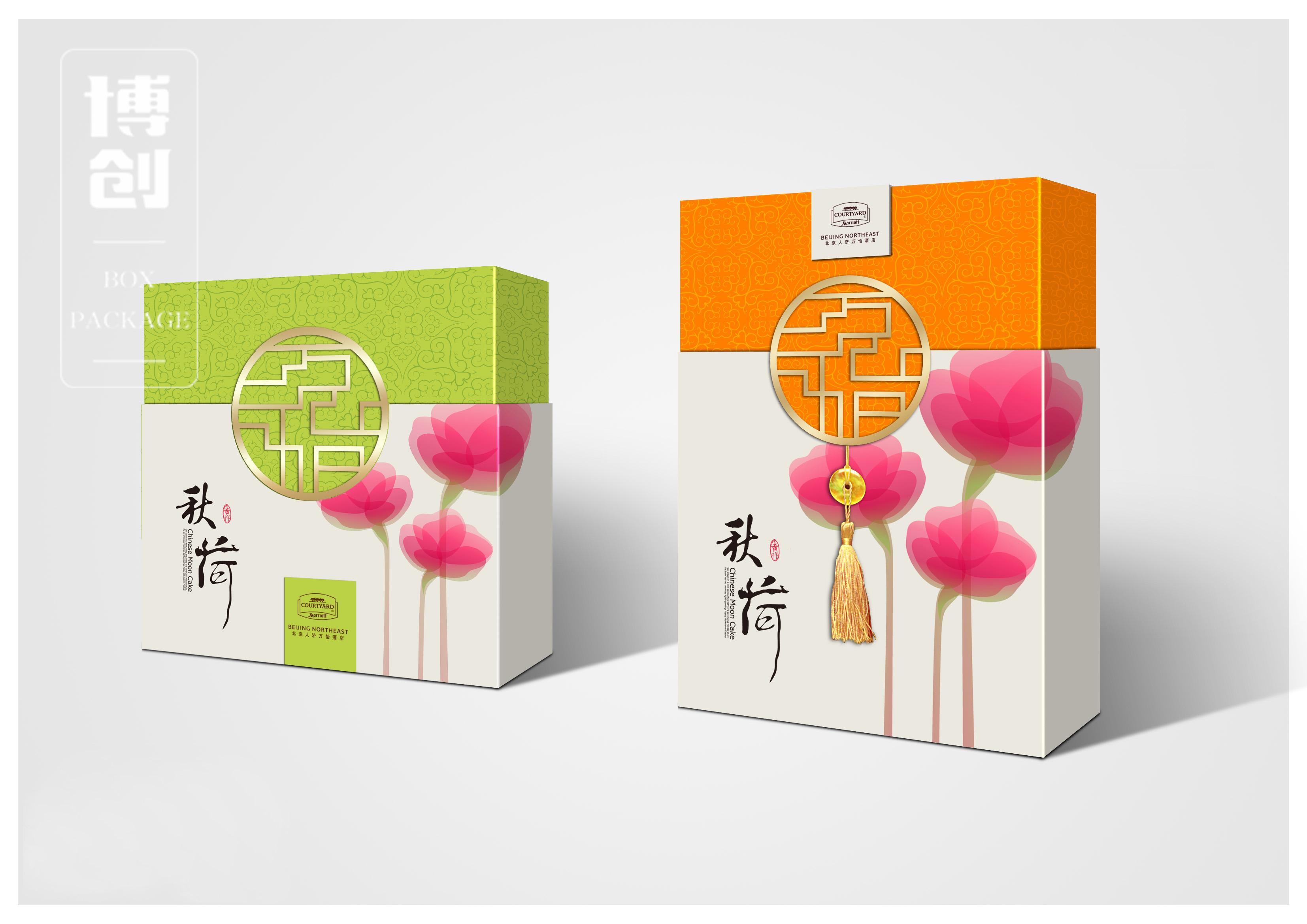 月饼盒-Y24