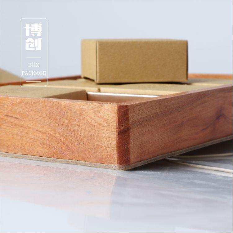 复古茶叶木盒