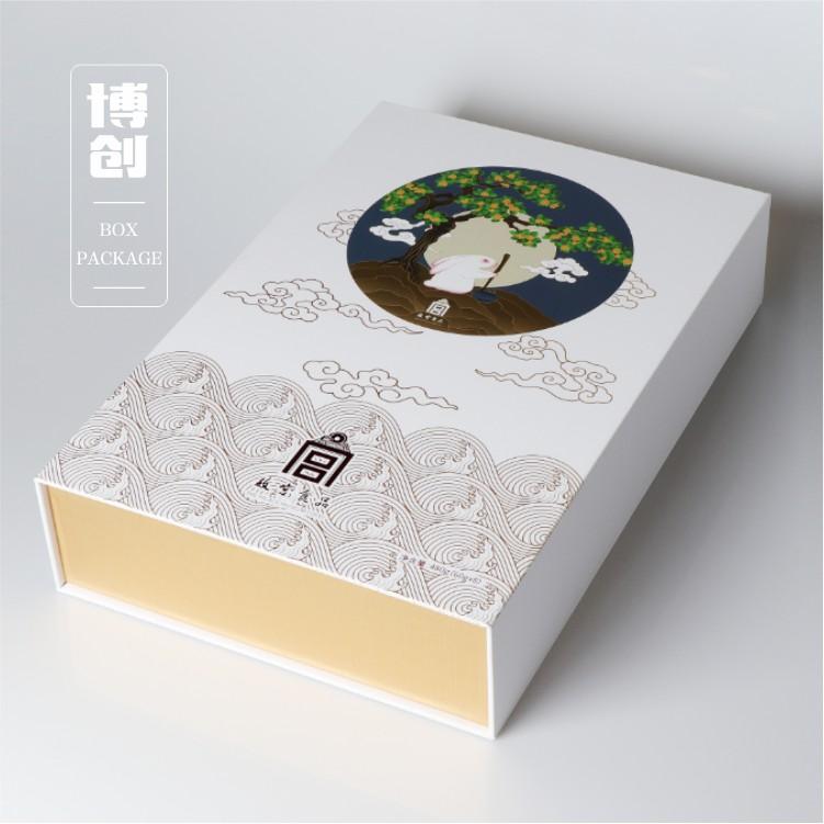 故宫食品月饼礼盒