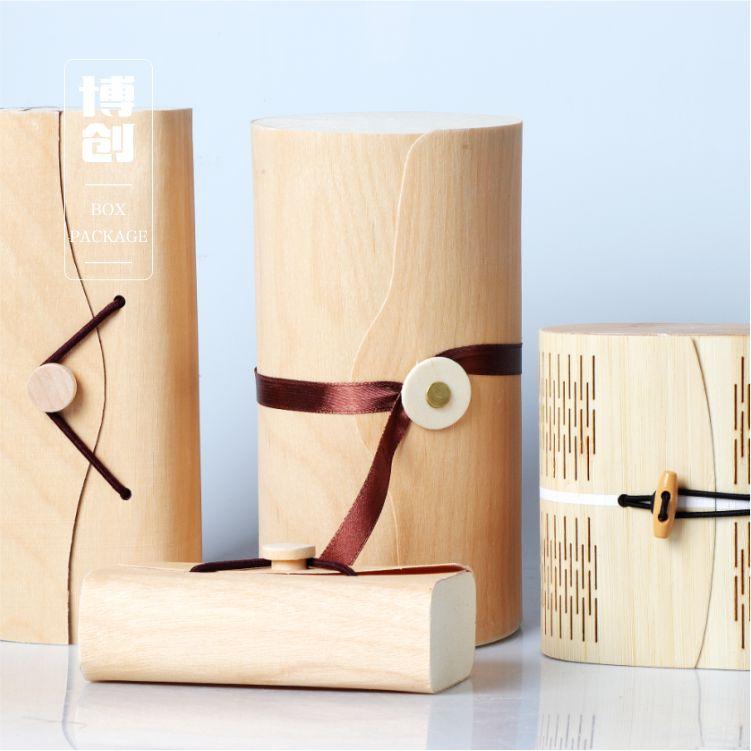 木皮盒、环保礼盒