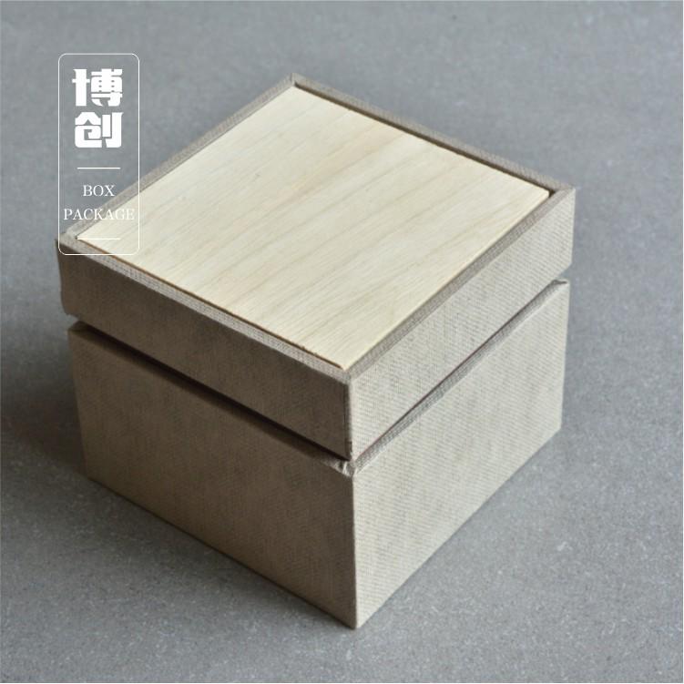 订做工艺品布盒