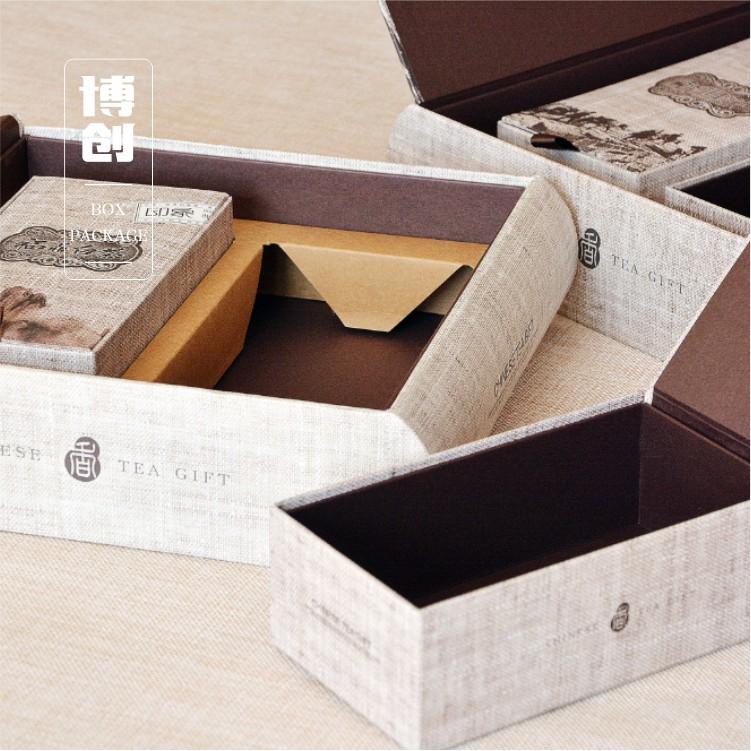 普洱茶叶礼盒定制
