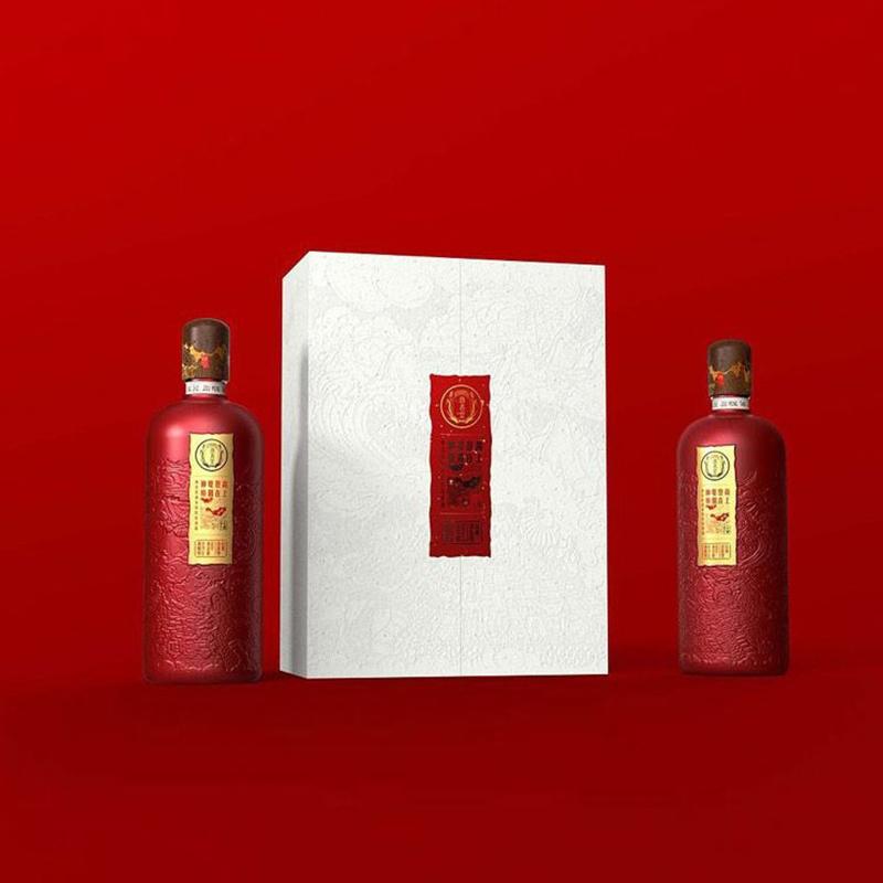 创意白酒包装盒